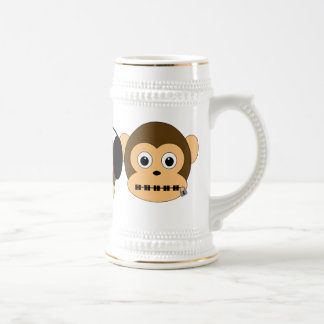 Three Wise Monkeys Stein
