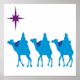 Three Wisemen Poster