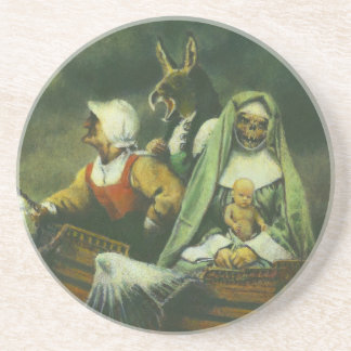Three Witches Coaster