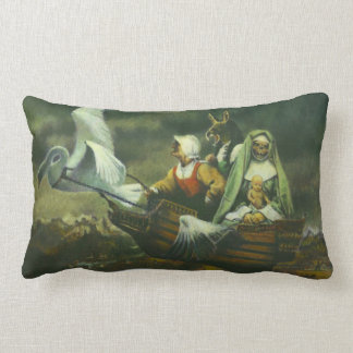 Three Witches Gothic Pillow