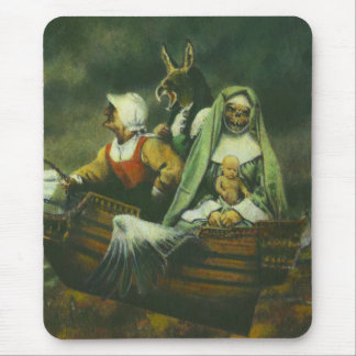 Three Witches Mousepad