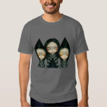 Three Witchy Sisters gothic Shirt