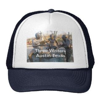 Three Writers Trucker Cap 3/28/13