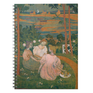 Three Young Princesses, 1898 Note Books
