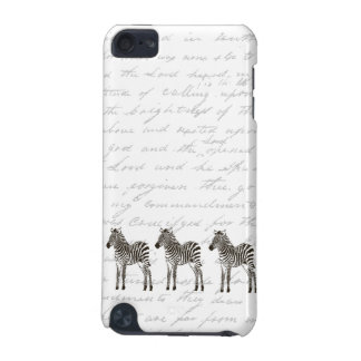 Three Zebras iPod Touch 5G Cases