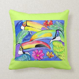 Threecans pillow