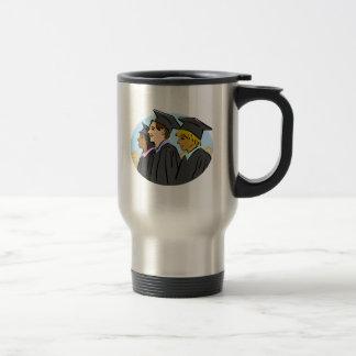 Threee Grads Coffee Mug