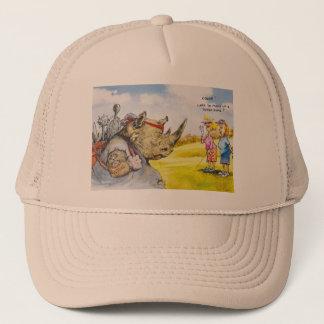 Threesome anyone trucker hat