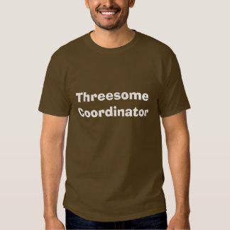Threesome Coordinator Shirts