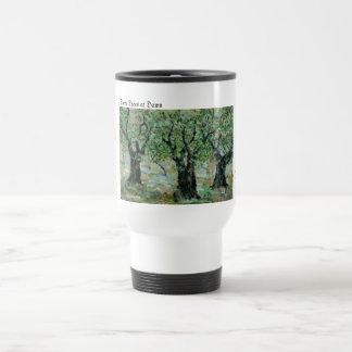 ThreeTrees, by Susan A. Lennon, Three Trees at ... Travel Mug
