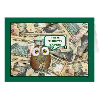 THRIFTY SAVER Card