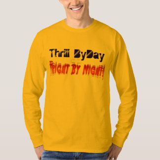 Thrill By Day + Fright By Night Tees