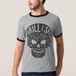 Thrill of Speed Skull T Shirts
