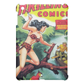 """Thrilling Comics #67"" iPad Case"