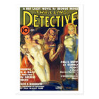 Thrilling Detective Oct. 1937 Postcard