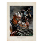 """Thrilling Tales: Mad Doctor's Basement (18x24"""") Poster"""