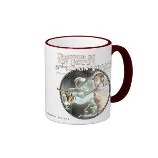 Thrilling Tales Nat Pulls His Raygun Mug