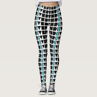 Thriver Print Leggings