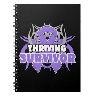 Thriving Hodgkins Lymphoma Survivor Note Books