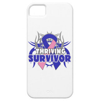 Thriving Male Breast Cancer Survivor iPhone 5 Cover