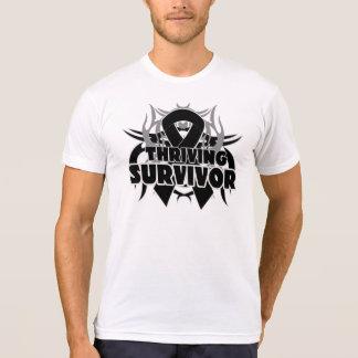 Thriving Skin Cancer Survivor T Shirts