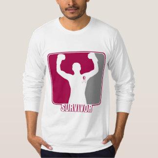 Throat Cancer Winning Survivor Tshirt