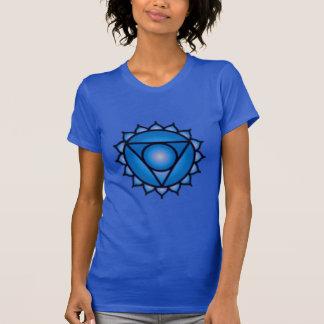 Throat Chakra Balance Women's American Apparel T Tshirt