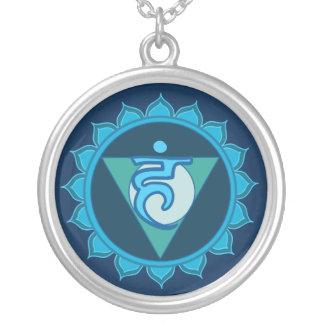Throat Chakra Visuddha Blue Necklace