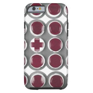 Throat lozenges tough iPhone 6 case