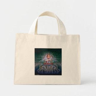 Throne of God / Heaven Mini Tote Bag