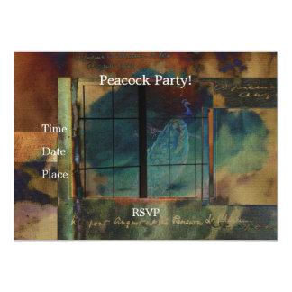 Through a Glass Darkly 13 Cm X 18 Cm Invitation Card