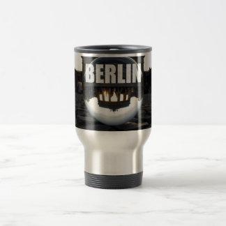 Through the crystal ball 01.02.T, Brandenburg Gate Travel Mug