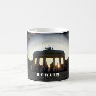Through the crystal ball 01.06.1, Brandenburg Gate Coffee Mug