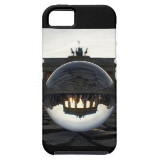 Through the crystal ball, Brandenburg Gate 001.2 iPhone 5 Covers