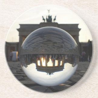 Through the crystal ball, Brandenburg Gate Coasters