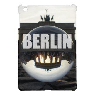 Through the crystal ball, Brandenburg Gate Cover For The iPad Mini