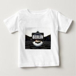 Through the crystal ball, Brandenburg Gate T-shirts