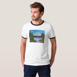 Through the eyes of an eagle T-Shirt