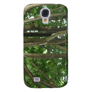 Through the Forest of Trees Galaxy S4 Cases