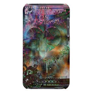 Through The Heart 8 iPod Touch Case-Mate Case