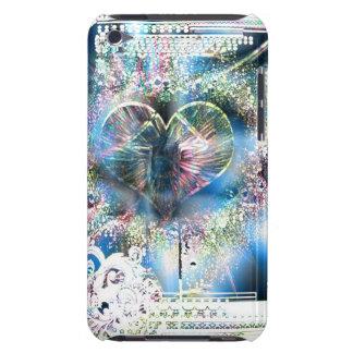 Through The Heart (Christmas Edition 2) iPod Case-Mate Case