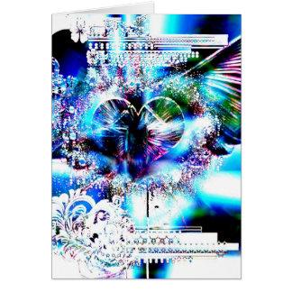 Through The Heart (Christmas Edition 4) Card