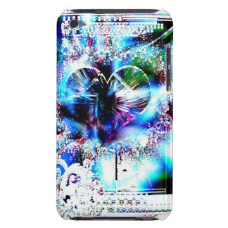 Through The Heart (Christmas Edition 4) iPod Touch Case