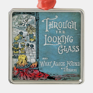 Through the Looking Glass Ornament