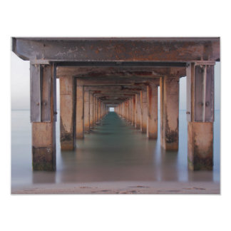 Through the Pier Photo