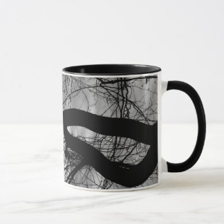 Through the Trees Coffee Cup