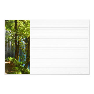 Through The Trees Stationery