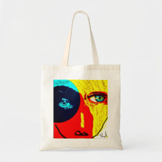Through The World Tote Budget Tote Bag