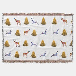Throw Blanket Christmas Time