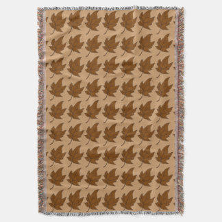 THROW BLANKETS- ADD YOUR OWN DESING--FALL DESIGN
